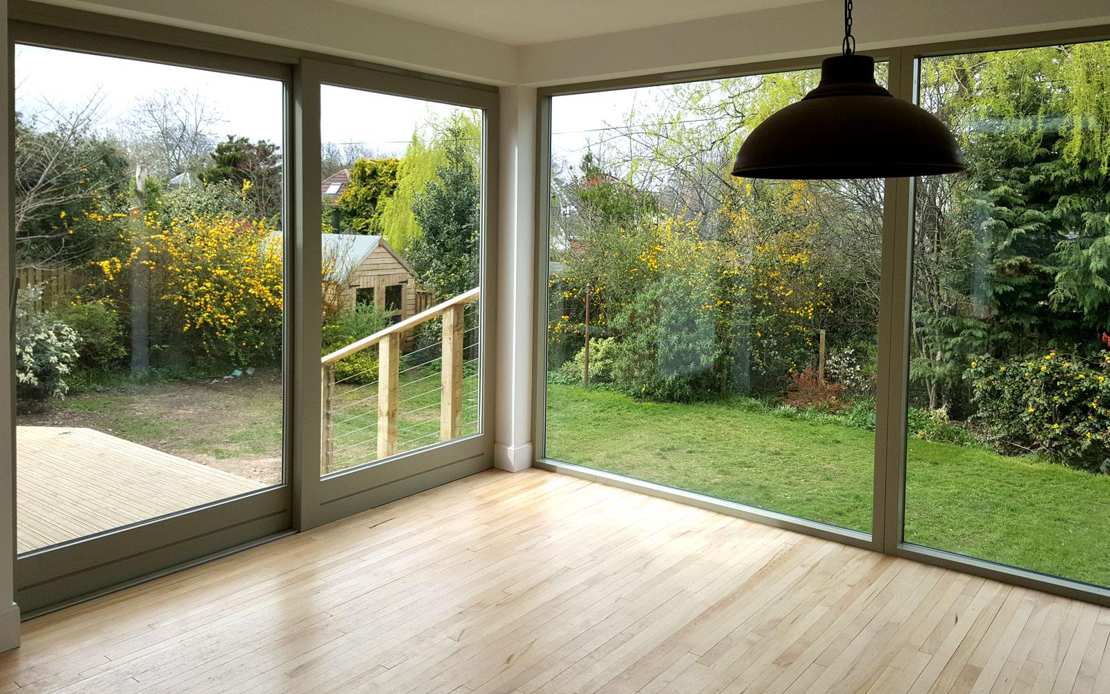 Our home extension service also includes conservatories, orangeries plus loft, basement and garage conversions.