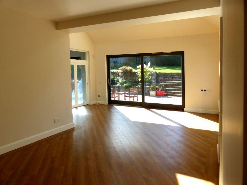 Original hardwood floor restoration in Ravelston.