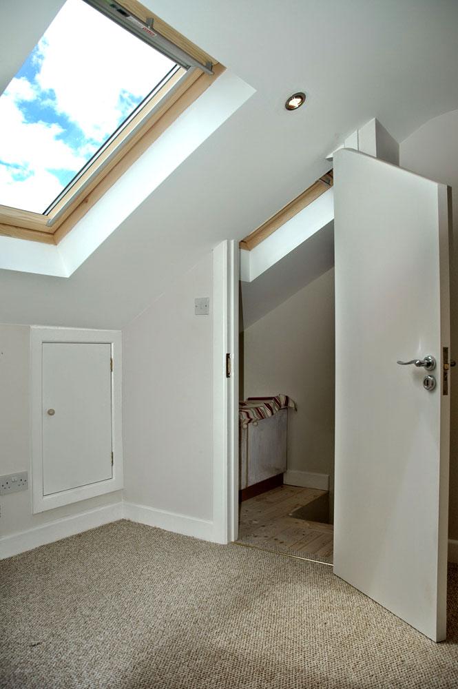 Loft conversion in Ravelston.