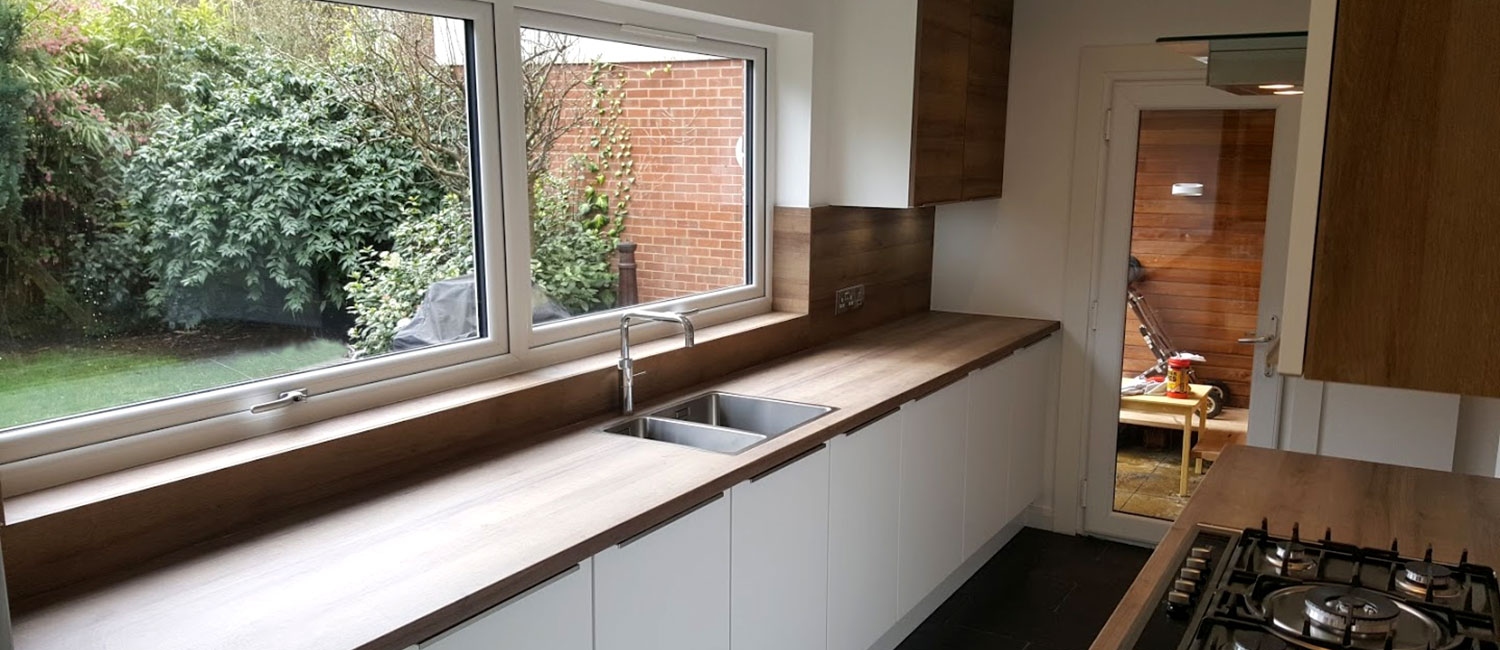 Cramond Renovations (Edinburgh) supplies home improvements & interior alterations for house owners, architects, kitchen & bathroom stores & designers.