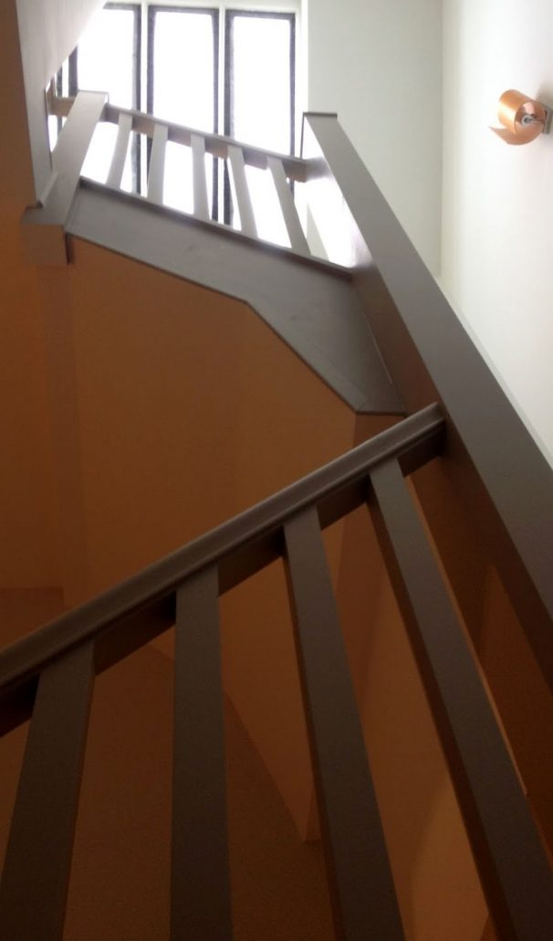 Staircase fitted in Cramond.