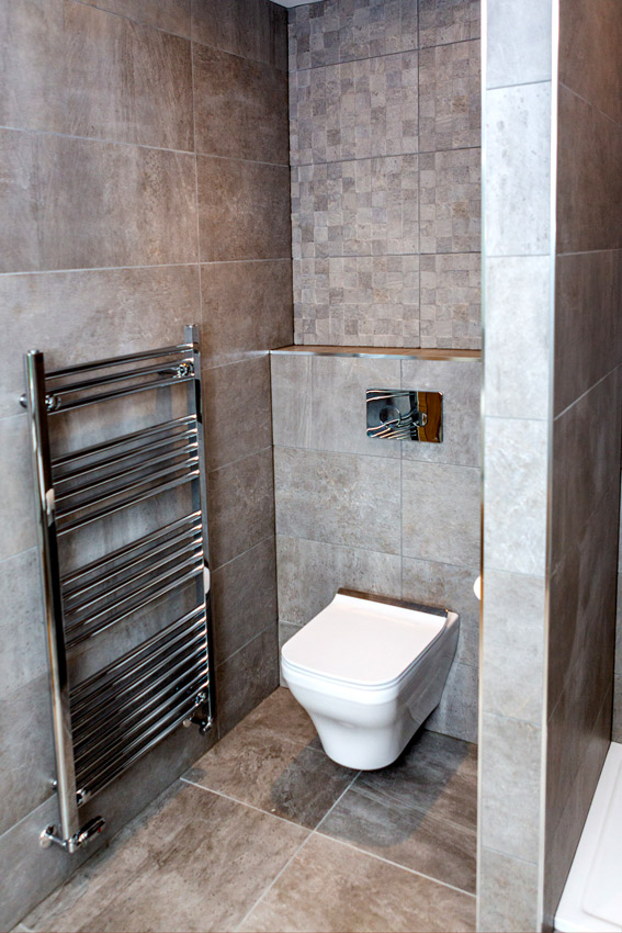 It's the attention to detail that makes all the difference. An example of the quality of our tiling.