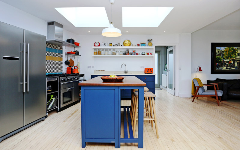 Kitchen installation services for home owners, architects, kitchen retailers and interior designers.