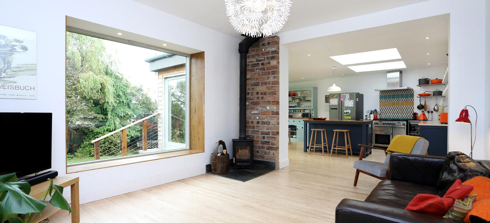 Renovations, alterations & home improvement services by Cramond (Edinburgh).