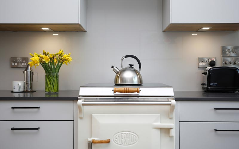 An expert kitchen installation service.